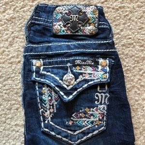Miss Me Jeans • Southern Jewel • Skinny • Color